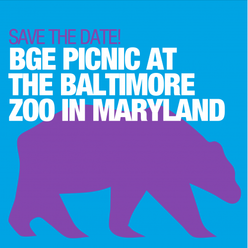 Promotional at Maryland Zoo