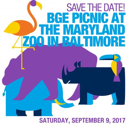 BGE Promotional at Maryland Zoo