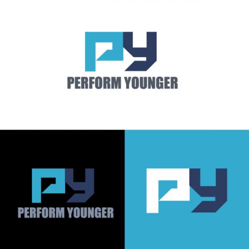 PY logo design