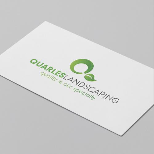 Quarles Landscaping Logo