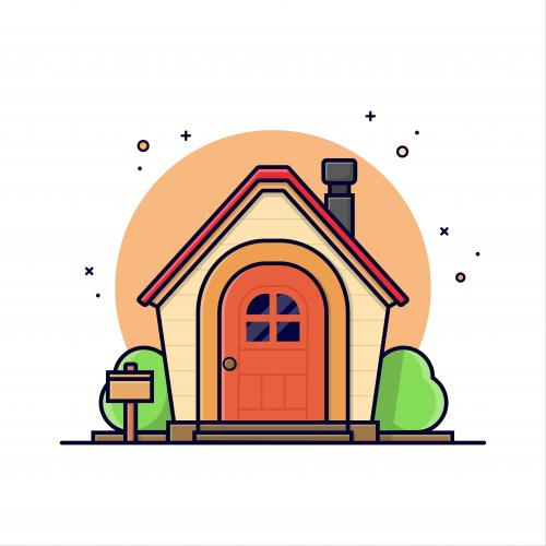 Animal Crossing Starter House