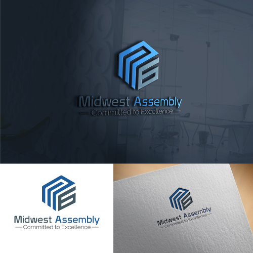 Product Assembly Logo Design