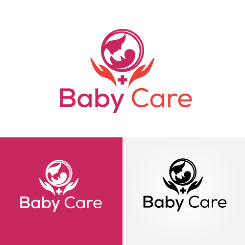Baby Care Logo Design