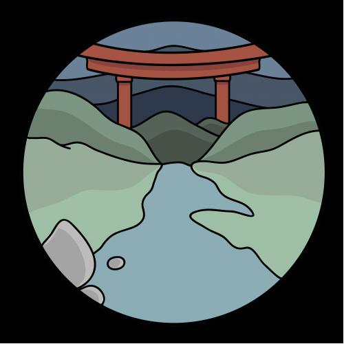 Shrine Scene