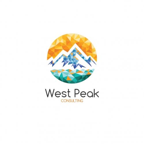 Logo concept for West Peak