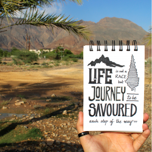 Your life, Your journey!