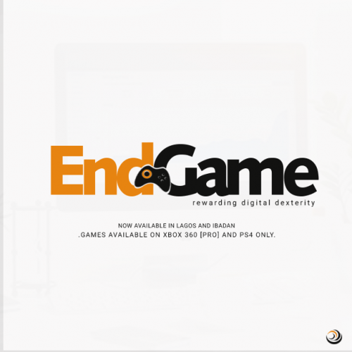 Logo design for a Gaming Company
