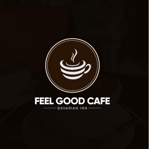 Logo design for FEEL GOOD CAFE