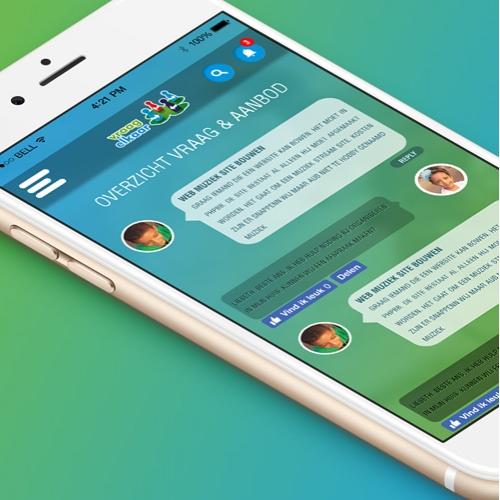 Concept app design