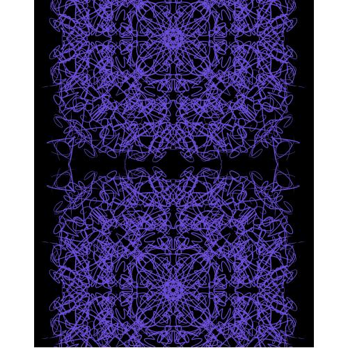 fantasy abstract phone pattern