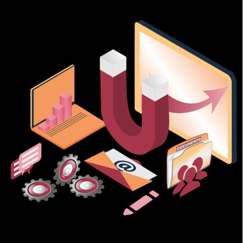 User Generated Content Illustration