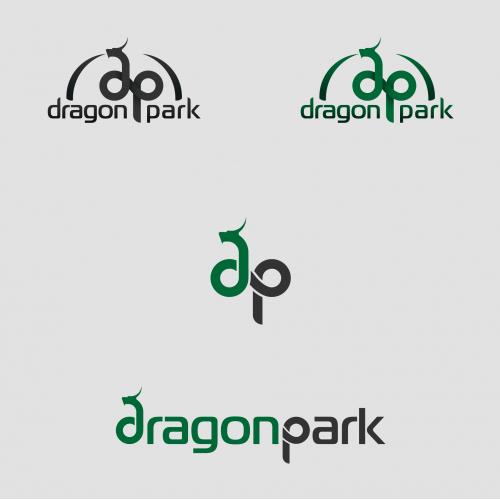 dragon park Logo