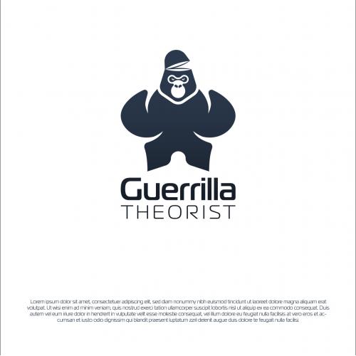 Guerrilla Theorist Logo Design