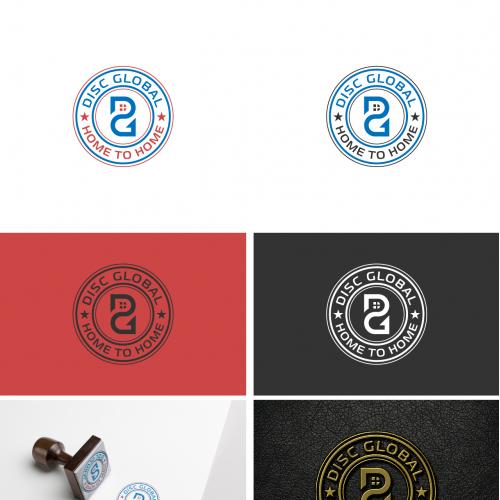 Disc Global Logo Design