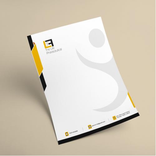 Lyf Pharma Letterhead