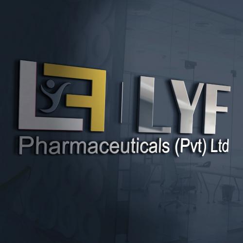 LYF Pharmaceutical Logo