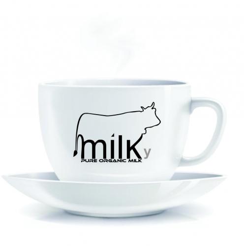 Milky Dairy logo