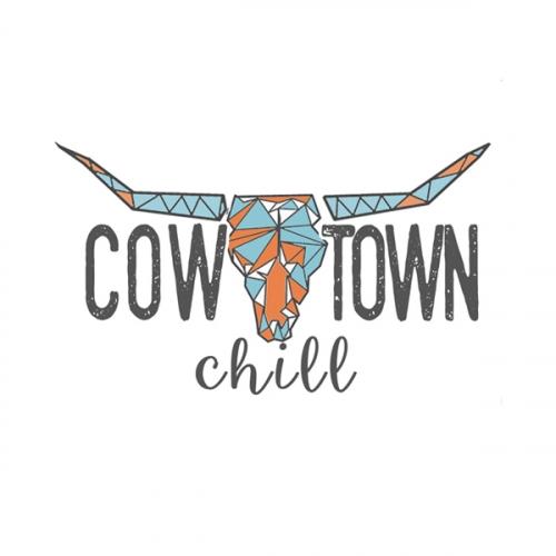 Cowtown logo design