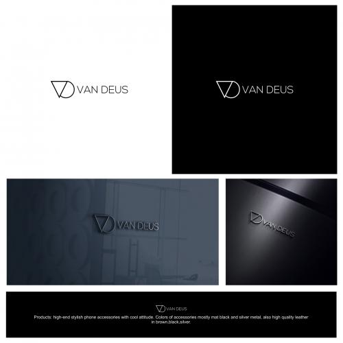 Fashion Logo Design required by VD Van Deus