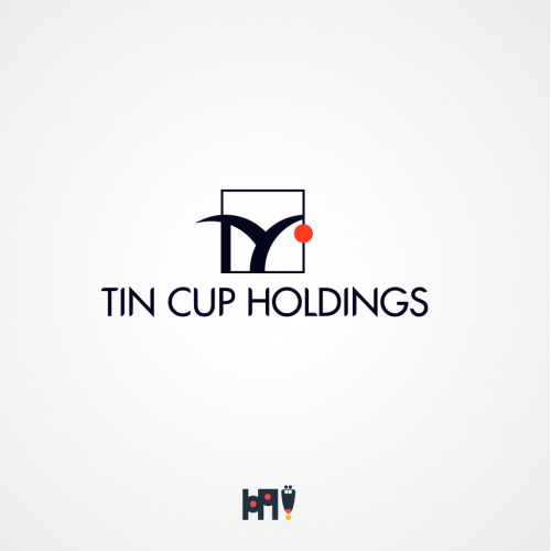Tin Cup Holding