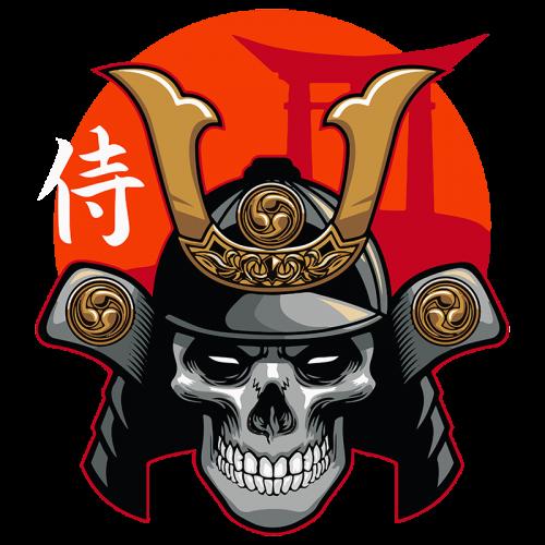 Skull Samurai Armor