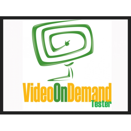 Video on Demand Tester Logo