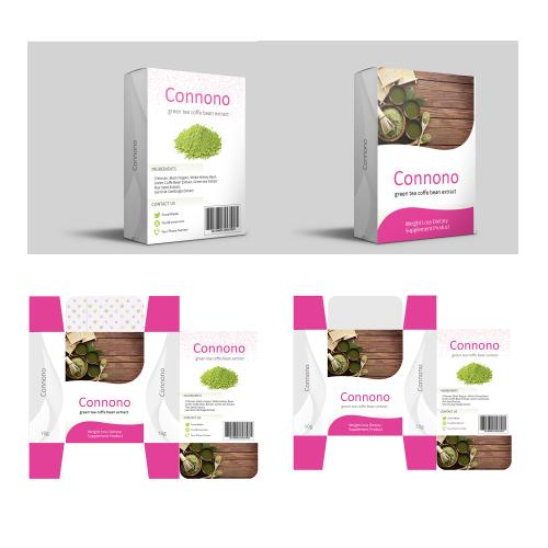 Green Tea Packaging