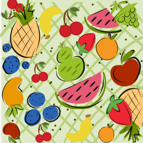 Fruit combo for phone case