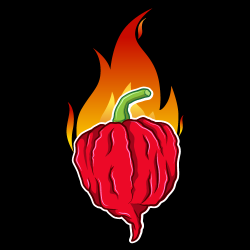 Carolina Reaper_Hot Chili
