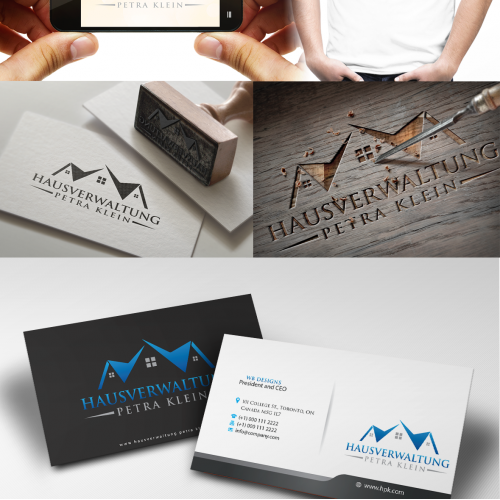 Logo for real Estate Company..