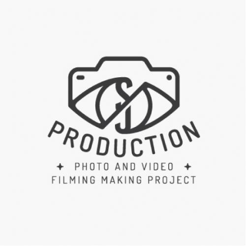 Logo design concept of SJ/12 Production