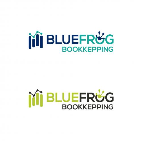 Logo design for bookepping