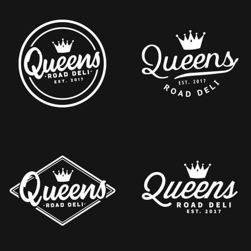 Logo Queens Road Deli