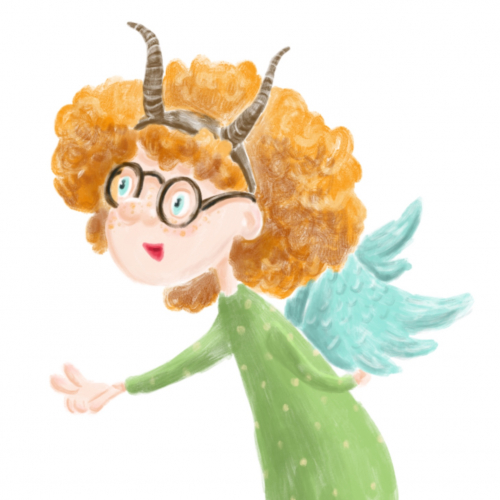 angel capricorn