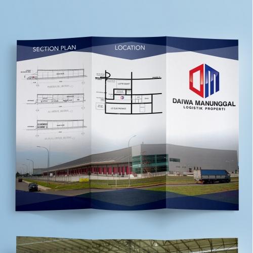 Daiwa Brochure Design