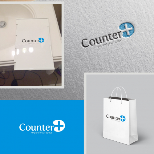 Counter Plus Logo