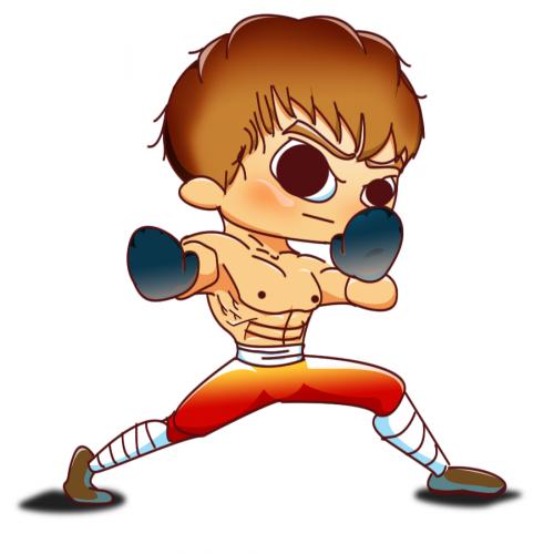 Kung fu Chibi