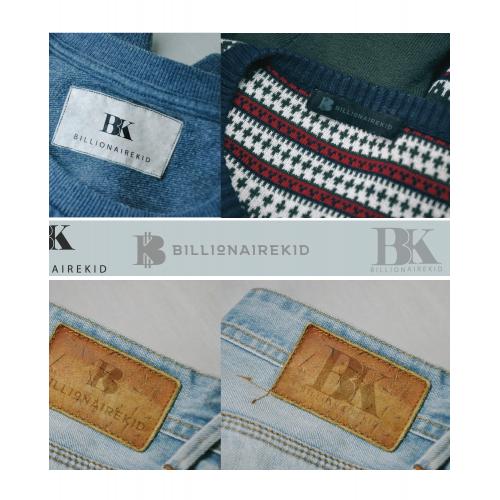BillionaireKid Clothing Brand Logo