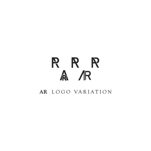 AR LOGO VARIATIONS