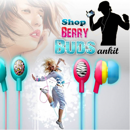 Ear Bud banner design