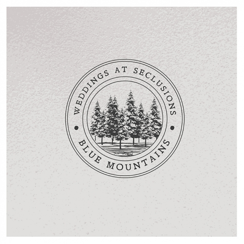 Weddings at Seclusions Logo