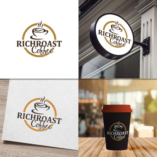 Logo entry for RichRoast Coffee