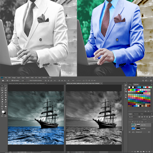 Colorization