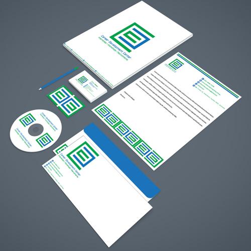 CDC Corporate Identity Designing Project.