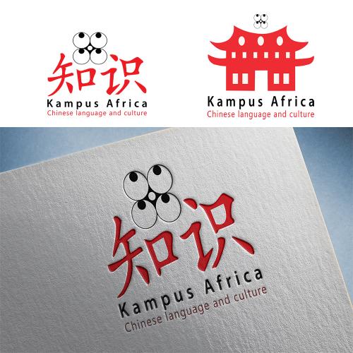 Kampus Africa Logo Designing Project.