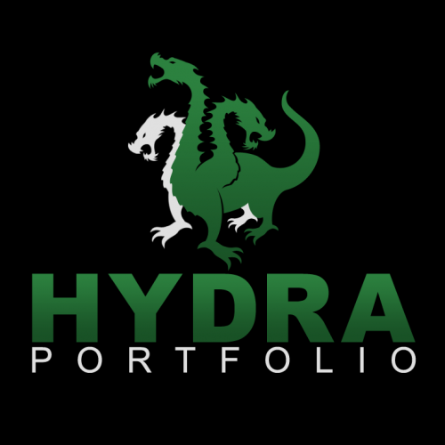 POWERFUL HYDRA LOGO