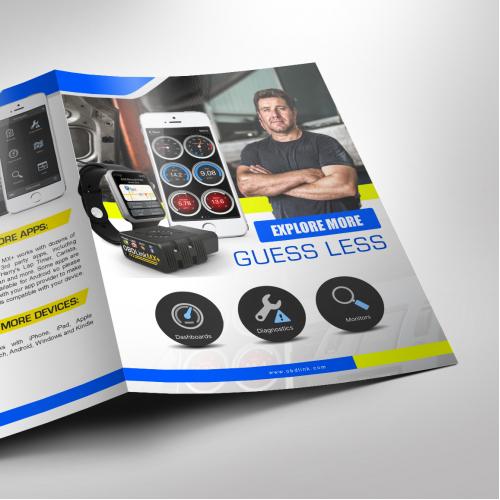 Automobile Device Brochure