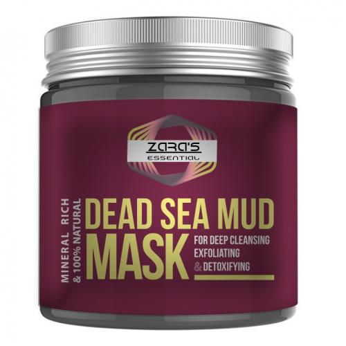 Mask jar label