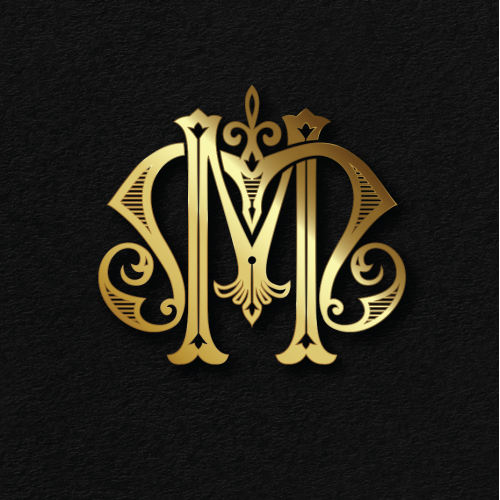 Luxurious Double-M monogram
