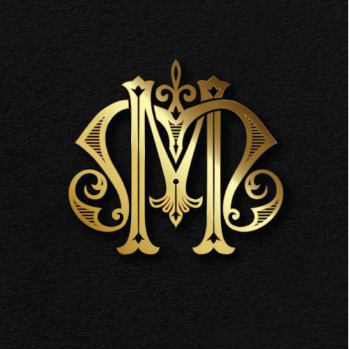 Luxurious Double-M monogram